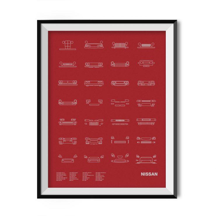 Nissan_Framed