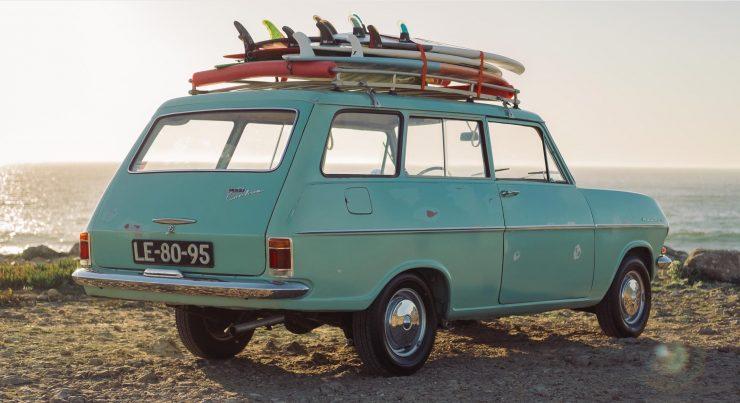 Opel Kadett 1000 Caravan 1