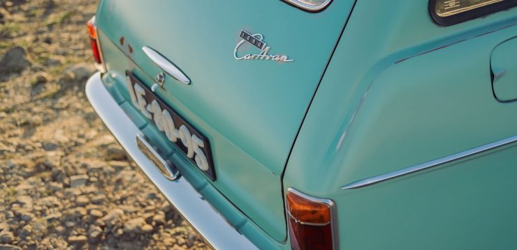 Opel Kadett 1000 Caravan 10