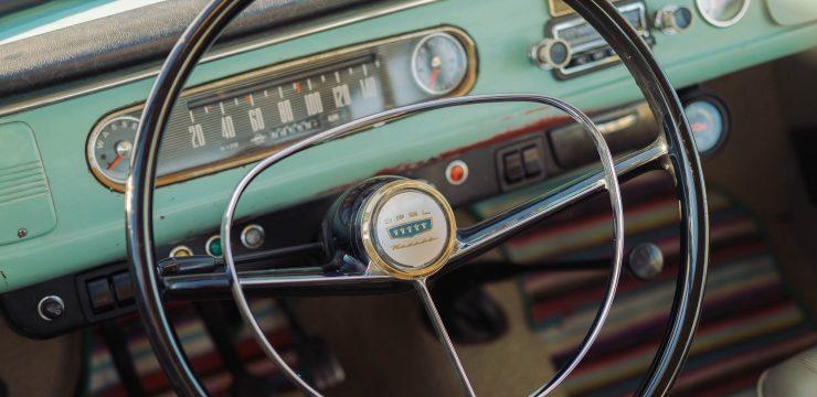 Opel Kadett 1000 Caravan 11