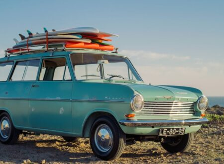 Opel Kadett 1000 Caravan