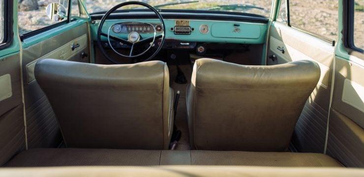 Opel Kadett 1000 Caravan 6