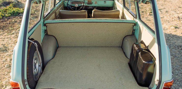 Opel Kadett 1000 Caravan 7