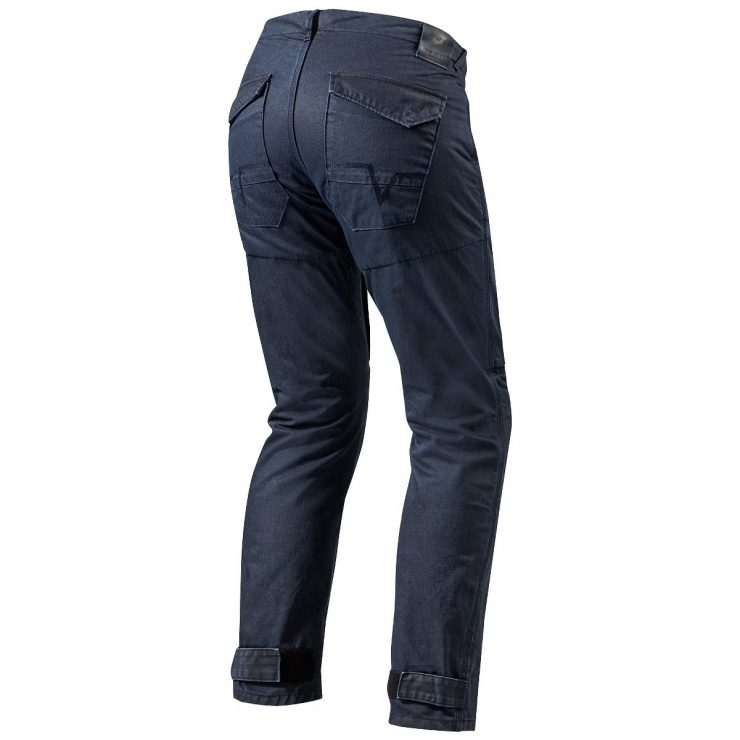 REV'IT! Recon Jeans Back