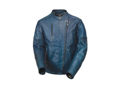 Roland Sands Clash Blue Steel LE Jacket
