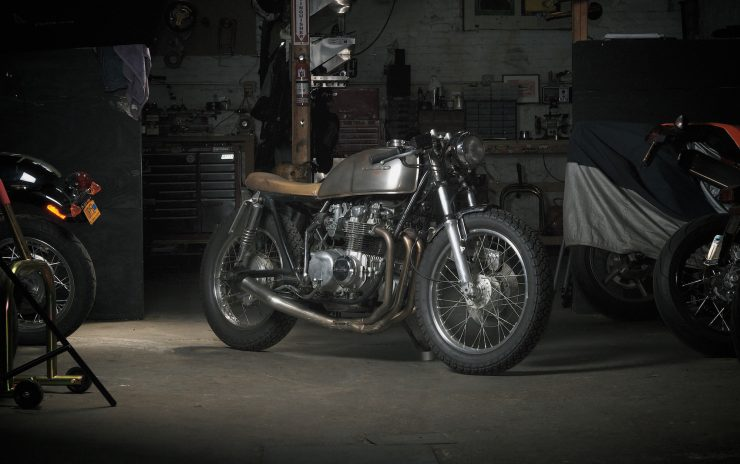The Build Motorcycle Book 1