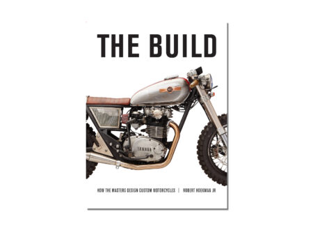 The Build Motorcycle Book 450x330 - Book: The Build
