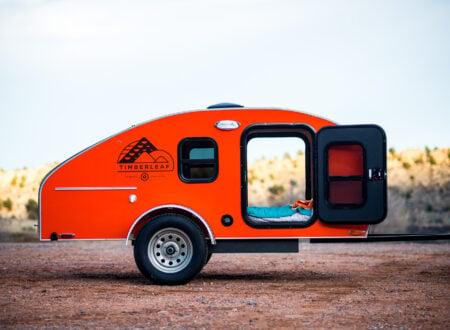 Timberleaf Teardrop Camper Trailer 450x330