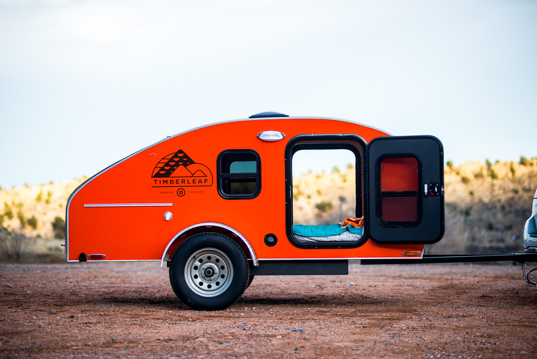 timberleaf teardrop camper trailer. Black Bedroom Furniture Sets. Home Design Ideas