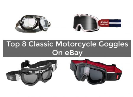 Top 8 Goggles On eBay