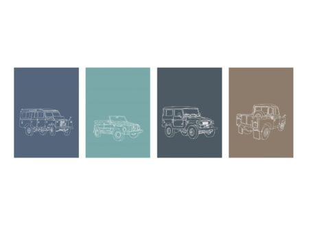 Twin Spark Posters 450x330 - Twin Spark Off Road Icon Posters