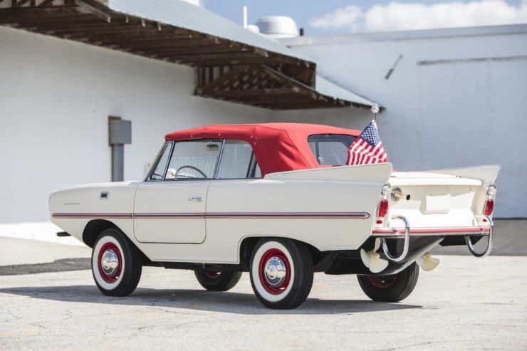 Amphicar Model 770 Amphibious Car 10