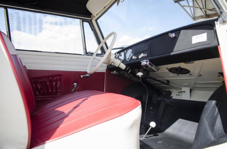 Amphicar Model 770 Amphibious Car 12