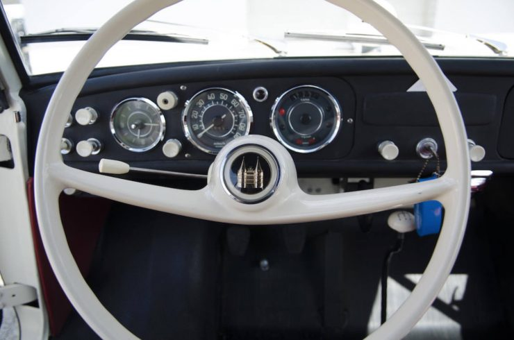 Amphicar Model 770 Amphibious Car 2