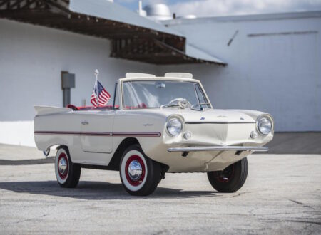 Amphicar Model 770 Amphibious Car