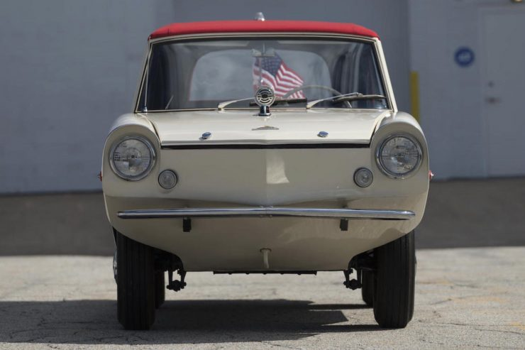 Amphicar Model 770 Amphibious Car 6