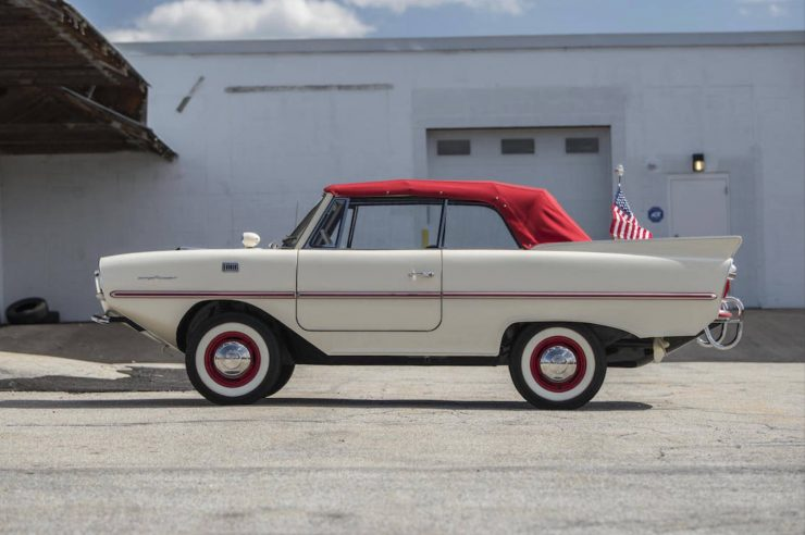 Amphicar Model 770 Amphibious Car 8