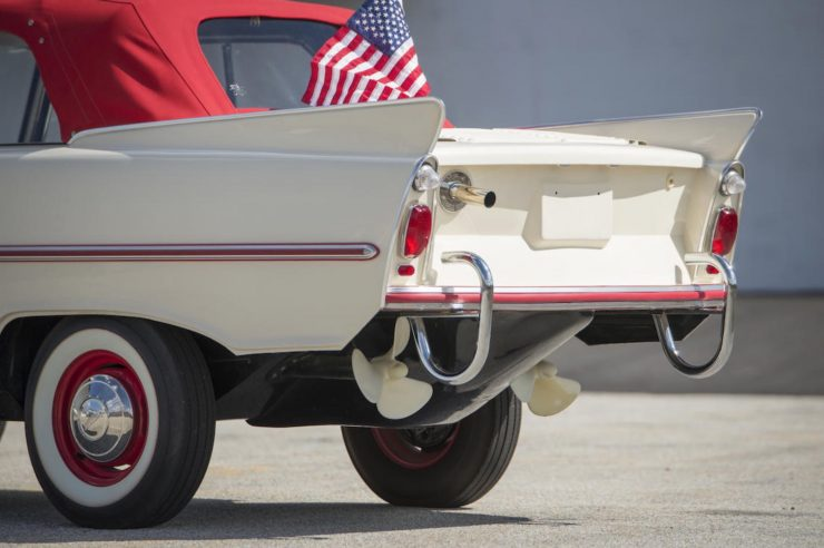 Amphicar Model 770 Amphibious Car 9