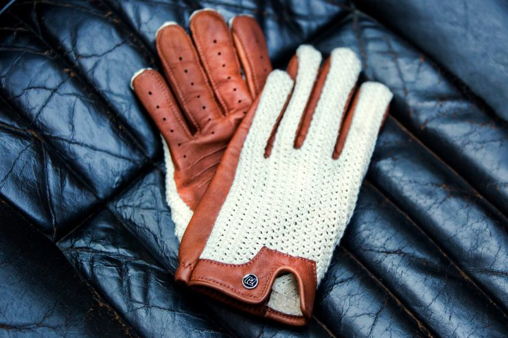 Autodromo Stringback Driving Glove