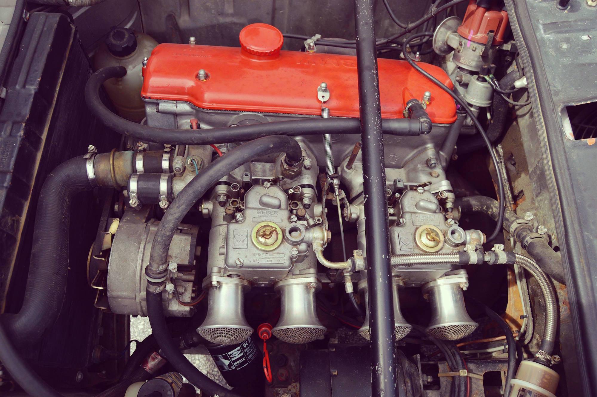 BMW 2002 Tii For Sale >> BMW 2002 Tii Racer