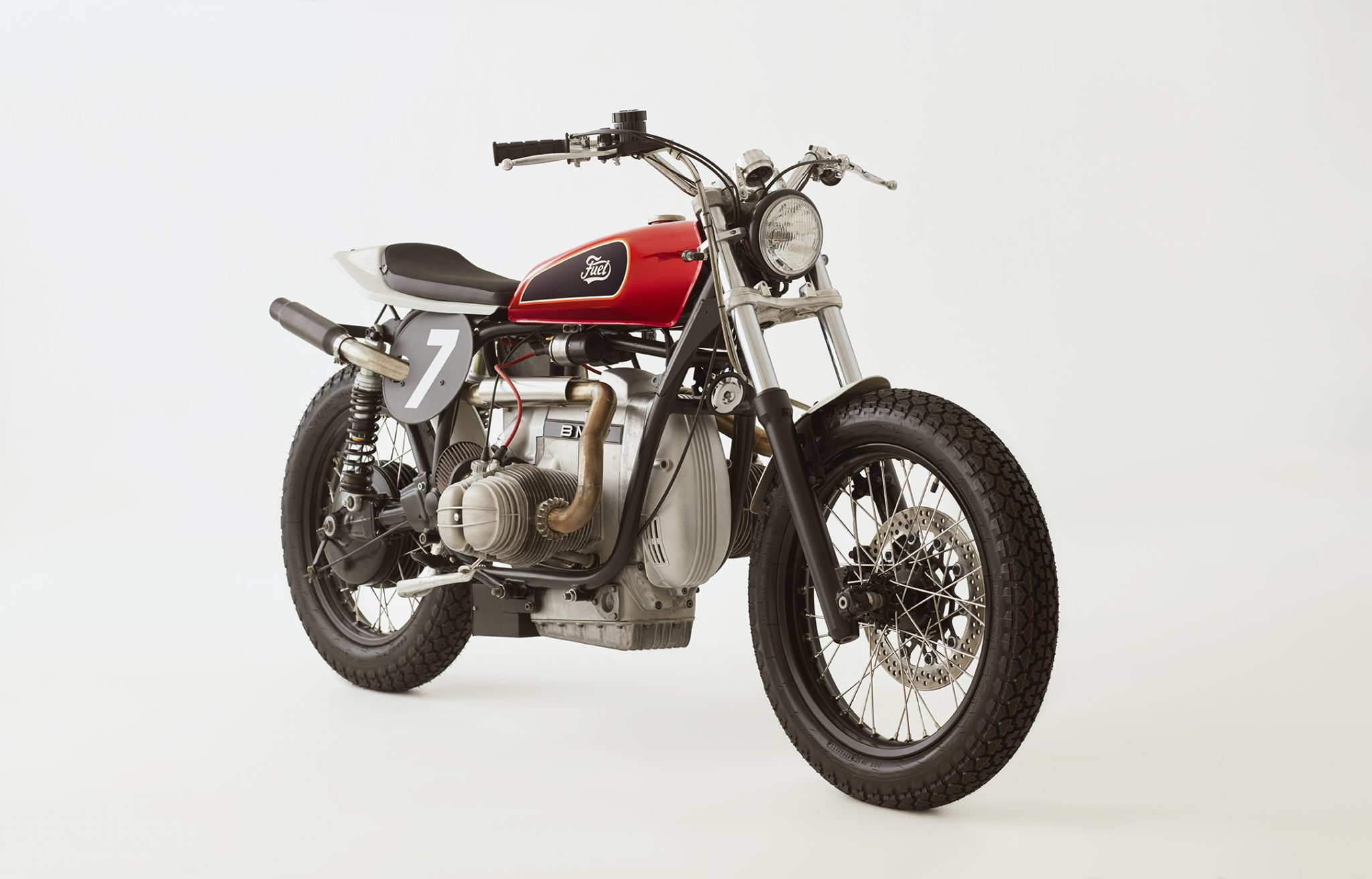 Fuel Motorcycles BMW R100 RS Tracker