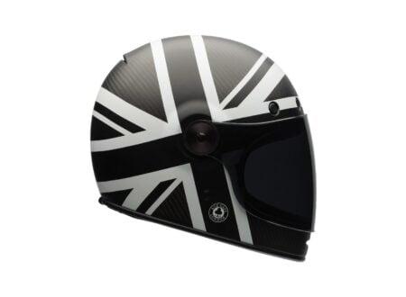 Bell Bullitt Carbon Ace Cafe Black Jack Helmets 450x330 - Bell Bullitt Carbon Ace Cafe Black Jack Helmet