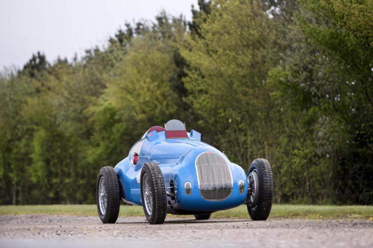 Bugatti Type 73C Grand Prix Monoposto 1