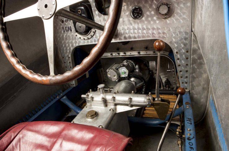 Bugatti Type 73C Grand Prix Monoposto 10