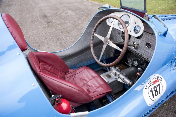 Bugatti Type 73C Grand Prix Monoposto 11