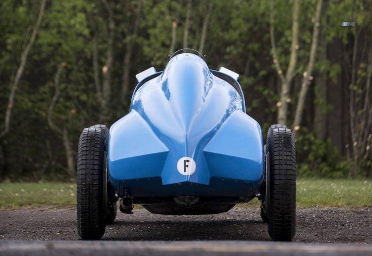Bugatti Type 73C Grand Prix Monoposto 13