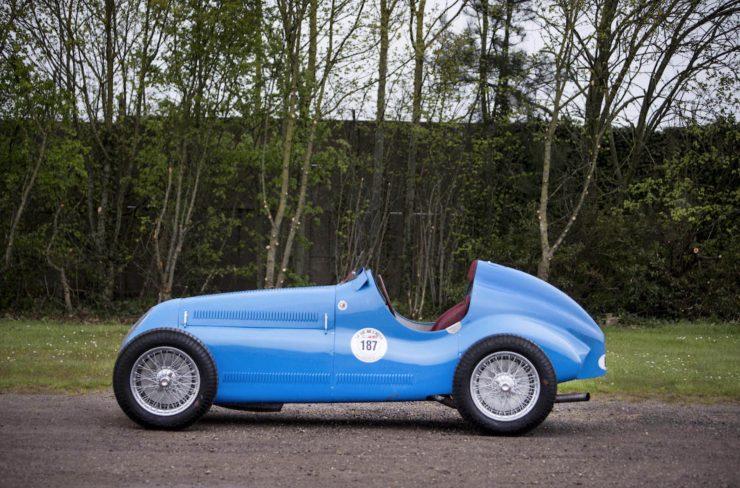 Bugatti Type 73C Grand Prix Monoposto 14