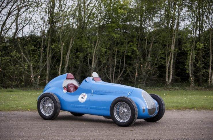 Bugatti Type 73C Grand Prix Monoposto 15