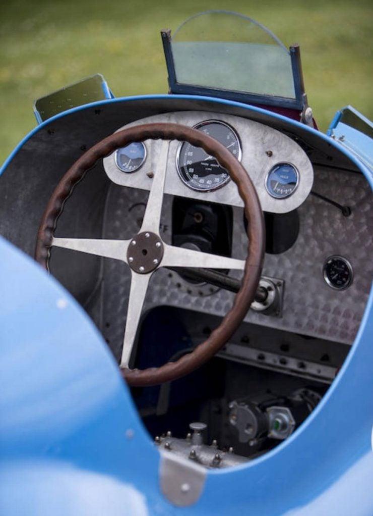 Bugatti Type 73C Grand Prix Monoposto 16