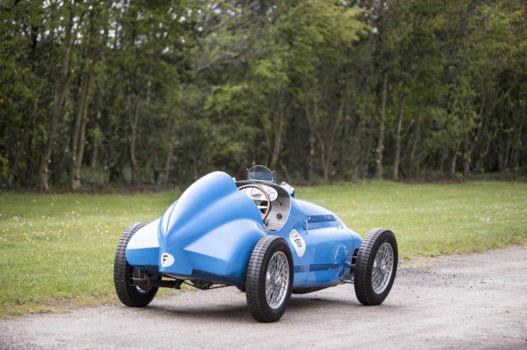 Bugatti Type 73C Grand Prix Monoposto 17