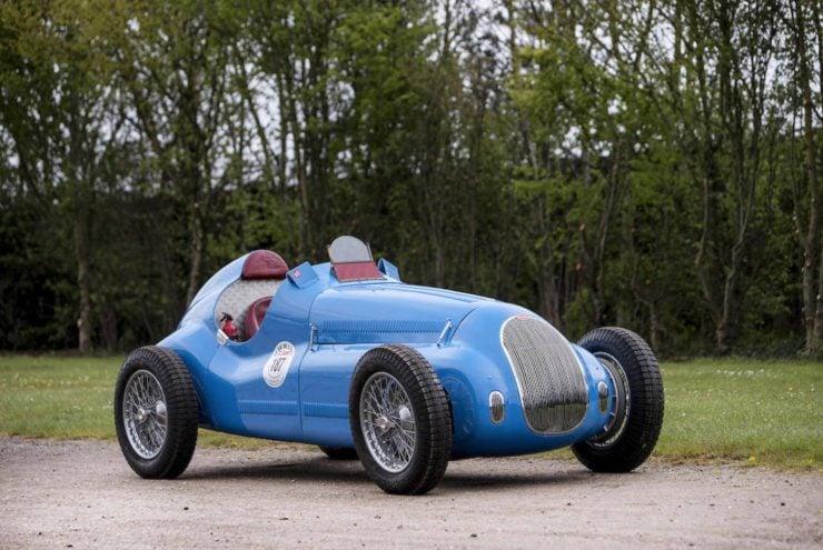 Bugatti Type 73C Grand Prix Monoposto 2