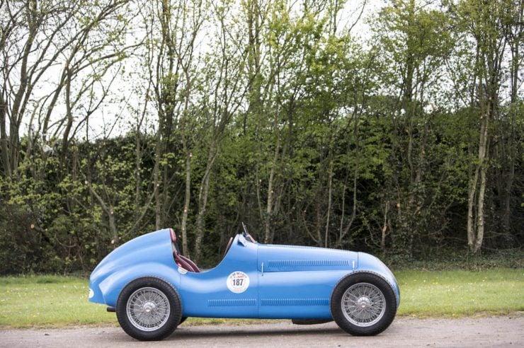 Bugatti Type 73C Grand Prix Monoposto 4
