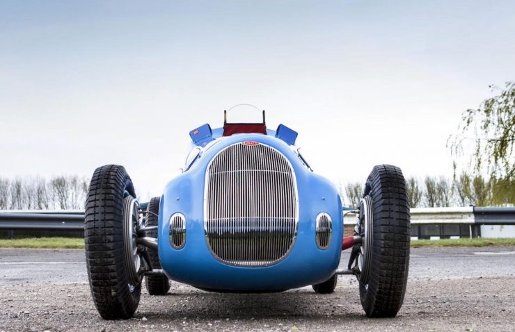 Bugatti Type 73C Grand Prix Monoposto 5