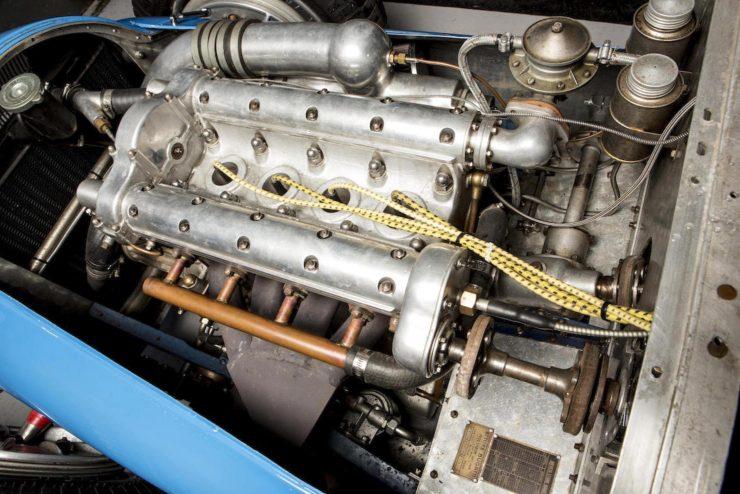 Bugatti Type 73C Grand Prix Monoposto 8