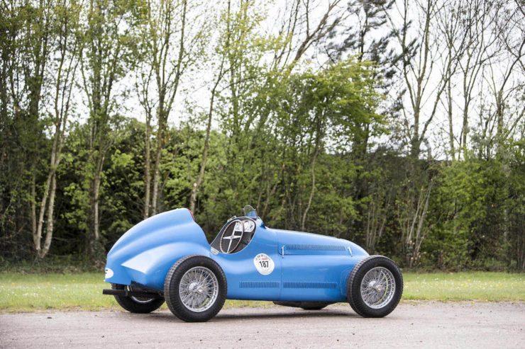 Bugatti Type 73C Grand Prix Monoposto 9