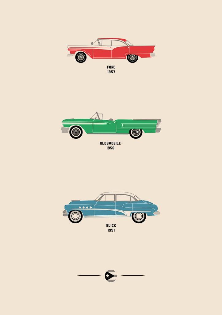 Car Art Posters 2
