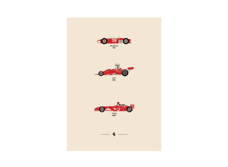 Car Art Posters 3 450x330 - Rear View Prints