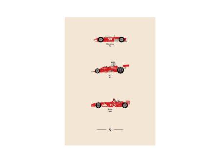 Car Art Posters 3