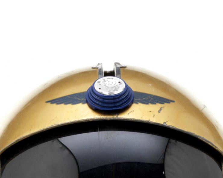 Donald Campbell's Bluebird Helmet 1