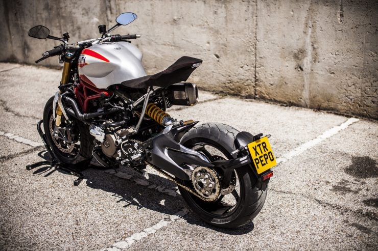 Ducati Monster Motorcycle 10