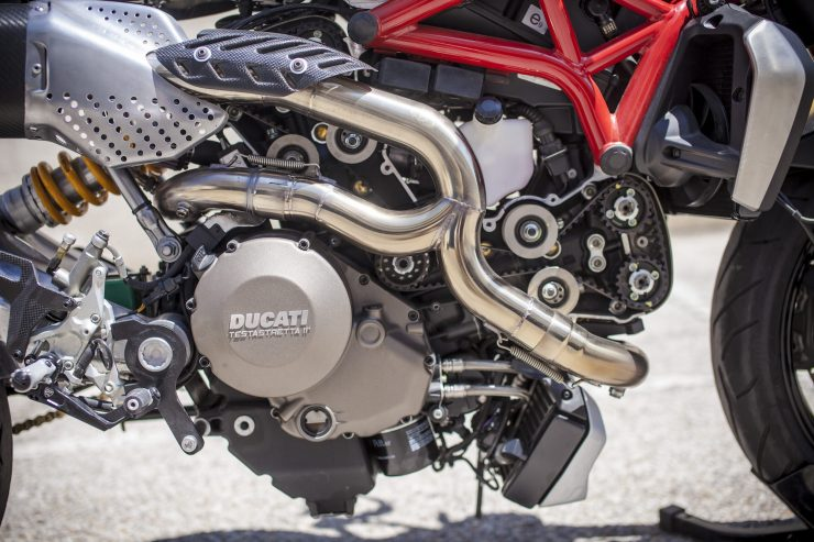 Ducati Monster Motorcycle 13