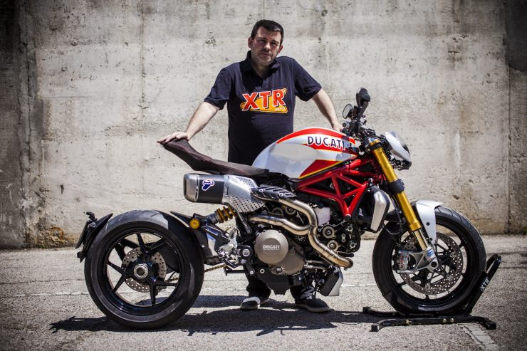 Ducati Monster Motorcycle 15