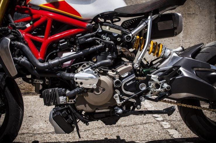Ducati Monster Motorcycle 2