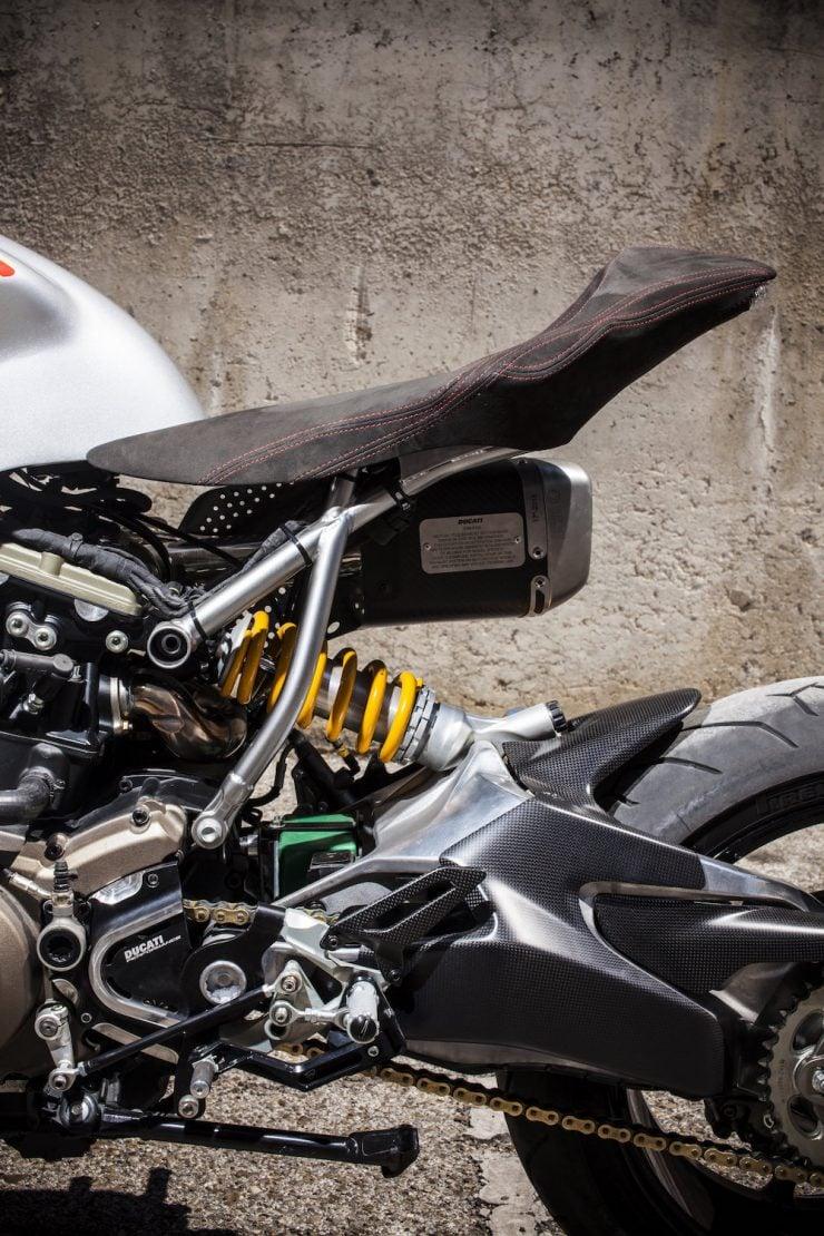 Ducati Monster Motorcycle 3