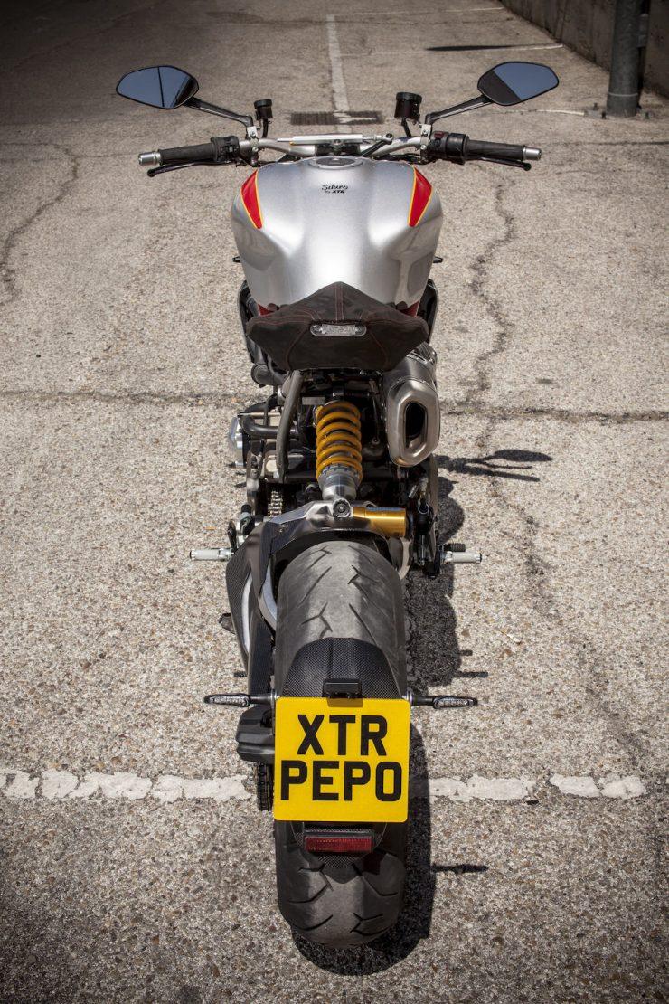 Ducati Monster Motorcycle 5