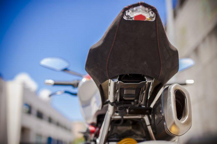 Ducati Monster Motorcycle 6